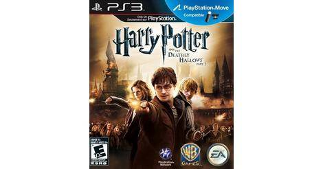 Harry Potter And The Deathly Hallows Part 2 Playstation 3 Ps3 Game