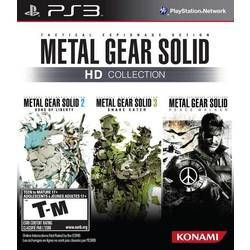 Metal Gear Solid HD Collection