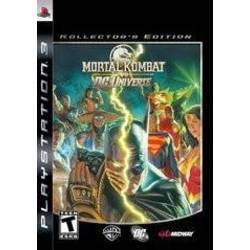 Mortal Kombat vs. DC Universe Kollector's Edition