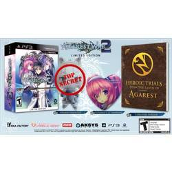 Record of Agarest War 2 Limited Edition