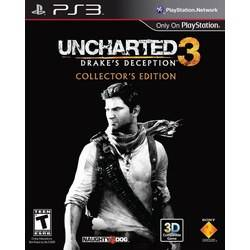 Uncharted 3: Drake's Deception Collector's Edition