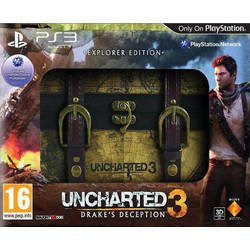 Uncharted 3: Drake's Deception Explorer Edition