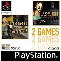 2 Games: Tomb Raider III & The Last Revelation