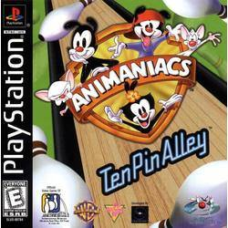 Animaniacs in Ten Pin Alley