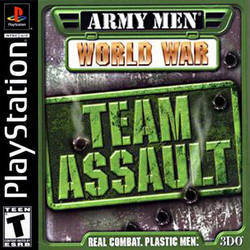 Army Men World War: Team Assault