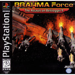 BRAHMA Force: The Assault on Beltlogger 9