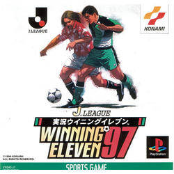 J-League Jikkyo Winning Eleven 97