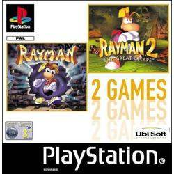Rayman 1 and 2 Collection