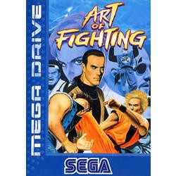 Checklist Art Of Fighting Sega Mega Drive Genesis