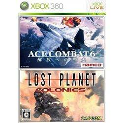 Ace Combat 6: Kaihou e no Senka / Lost Planet: Colonies