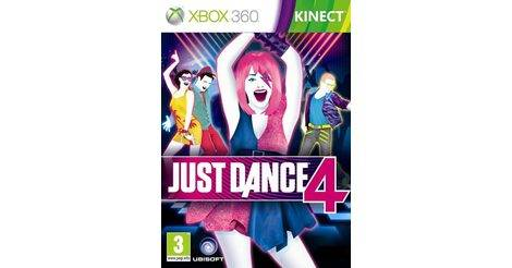 Just Dance Game For Xbox 360 : Just dance 4 xbox 360 game