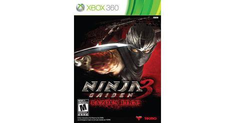 Ninja Gaiden 3 Razor S Edge Xbox 360 Game