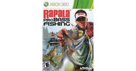 Rapala Pro Bass Fishing 2010 Xbox 360