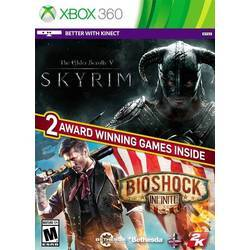 The Elder Scrolls V: Skyrim / BioShock Infinite