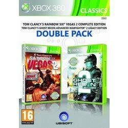 Tom Clancy's Rainbow Six Vegas 2 / Ghost Recon Advanced Warfighter 2 Double Pack