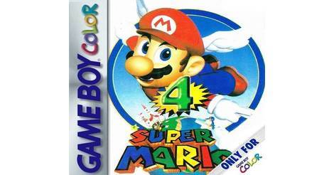 super mario 4 gameboy color