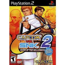 Capcom vs. SNK 2: Mark of the Millenium