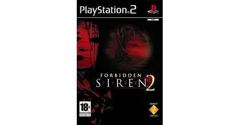 Forbidden Siren 2 Playstation 2 Ps2 Game