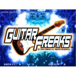 Guitar Freaks