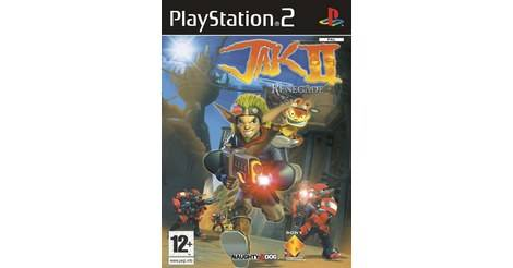 Jak Ii Renegade Pal Playstation 2 Ps2 Game