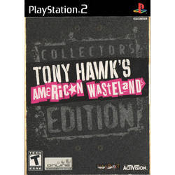 Tony Hawk's American Wasteland: Collector's Edition