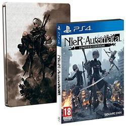 NieR: Automata - Limited Edition Steelbook