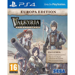Valkyria Chronicles Remastered (Europa Edition)