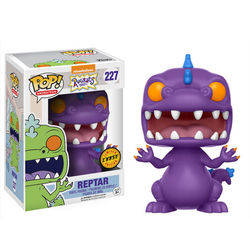 Rugrats - Reptar Purple