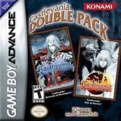 Castlevania Double Pack: Aria of Sorrow/Harmony of Dissonance