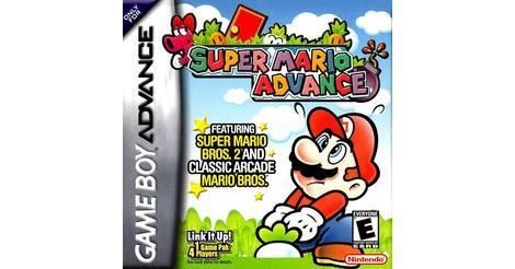 Super Mario Advance: Super Mario Bros  2 - Game Boy Advance