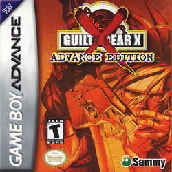 Guilty Gear X: Advance Edition