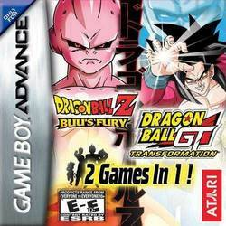 2 in 1 Dragon Ball Z Buu's Fury & GT Transformation