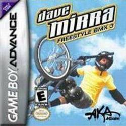 Dave Mirra Freestyle BMX 3