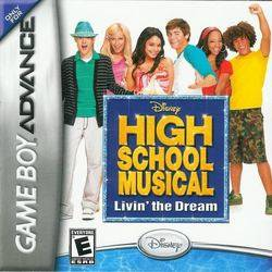 Disney High School Musical: Livin' the Dream
