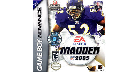 madden gameboy advance