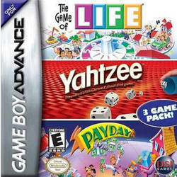 The Game of Life / Yahtzee / Payday