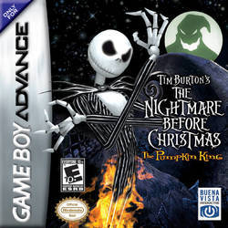 The Nightmare Before Christmas: The Pumpkin King