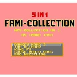 5-in-1 Fami Collection: NES Collection Nr 1