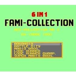 6-in-1 Fami Collection: NES Collection Nr 2