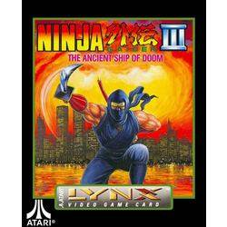 Ninja Gaiden III: Ancient Ship of Doom