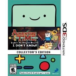 Adventure Time Explore the Dungeon Because I Don't Know! Collector's Edition