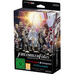 Fire Emblem Fates: Limited Edition