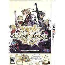 The Legend of Legacy Launch Edition