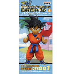 Goku - Dragon Ball Kai Super