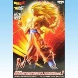 Goku Super Saiyan 3 - Dragon Ball Z DX MAX MUSCLE MANIA