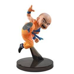 Kid Krilin - Dragon Ball Z Scultures Big Colosseum