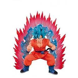Son Goku Kaioken Blue - Dragon Ball Super Figure