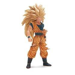 Son Goku Super Saiyan 3 - Dragon Ball Z Scultures Big Colosseum