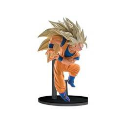 Son Goku Super Saiyan Kamehameha - Dragon Ball Z Scultures Big Colosseum