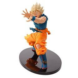 Son Goku Super Sayan - Dragon Ball Z Scultures Big Colosseum